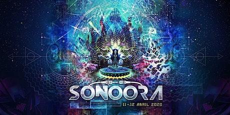 Excursão Sonoora 8 anos tickets