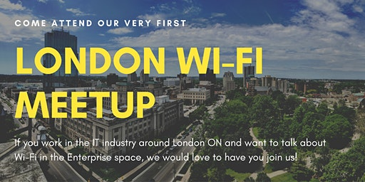 London Wi-Fi Meetup