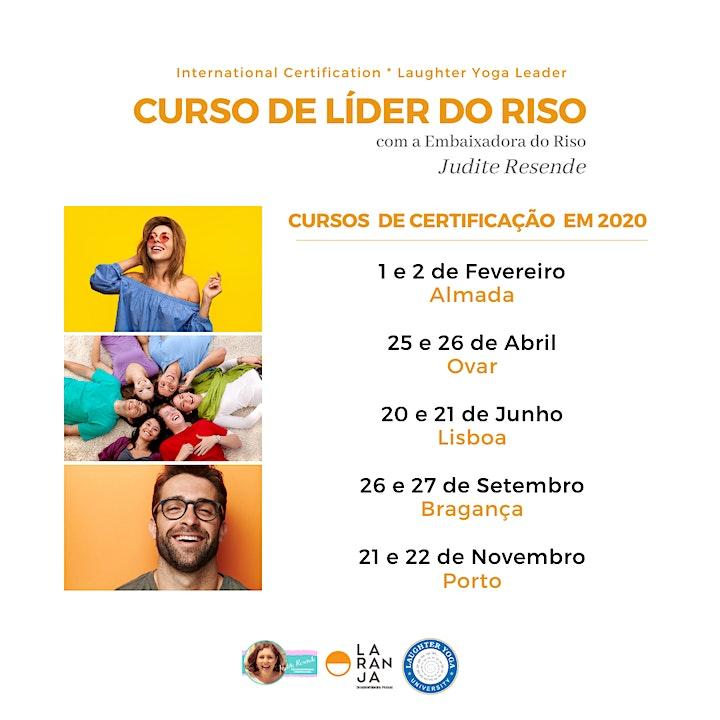 imagem Queres ser um Líder do Riso - curso de Líder do Riso no Porto