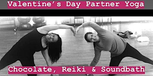 Valentine's Day Yoga, Sound Bath & Reiki