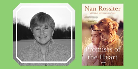 Delicious Discussions with Nan Rossiter (Promises of the Heart) tickets