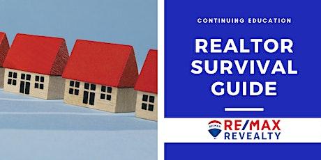 CE: Realtor Survival Guide tickets