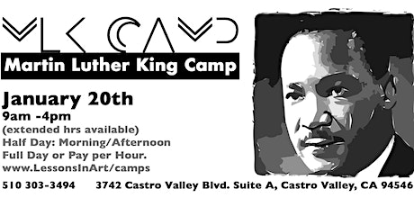 MLK CAMP tickets