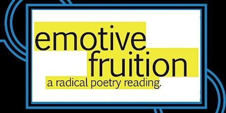 Emotive Fruition Presents: LET LIGHTNING SET US ON FIRE tickets