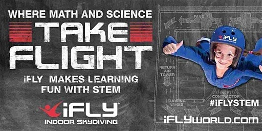 iFLY - Naperville STEM Open House