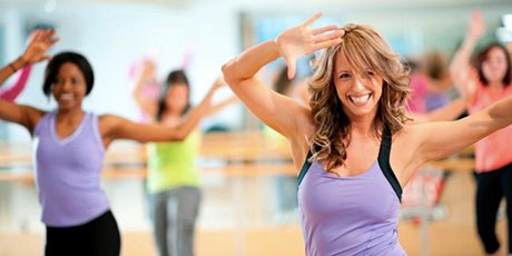 Dance Cardio Fitness Exercise Class for You or with a friend. tickets