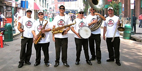 The Porch Mardi Gras Party with The Hot Tamale Brass Band tickets
