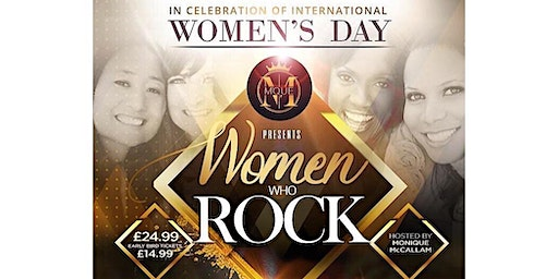 M'QUE Presents Women Who Rock!