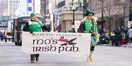 St. Patrick's Day Parade 2020 - VOLUNTEER Banner Carriers tickets