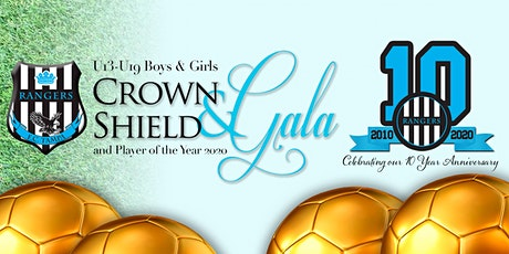 U13-U19 2020 Crown & Shield Gala and Player of the Year tickets