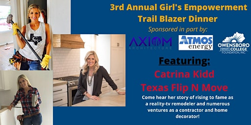 3rd Annual Girl's Empowerment Trail Blazer Dinner