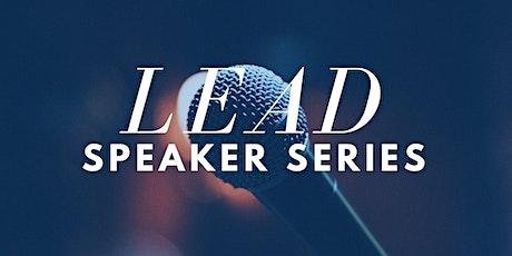 LEAD Speaker Series - Alumni Panel (January 2020) tickets