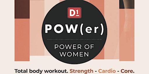 Power of Women: Workout Program