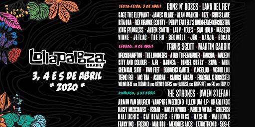 Excursão Lollapalooza