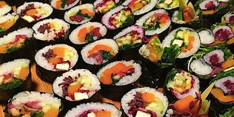 Sushi Party with Chef Loghan Call tickets