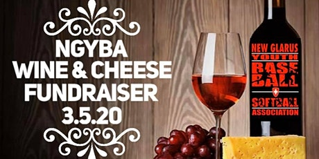 NGYBA Wine & Cheese Tasting Fundraiser tickets