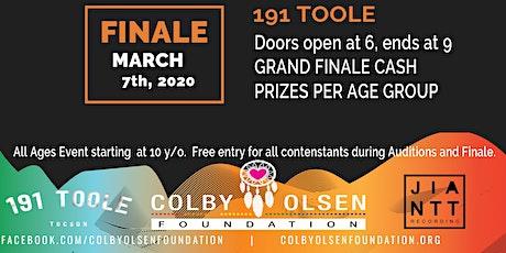 Tucson's Got Talent @ 191 Toole billets