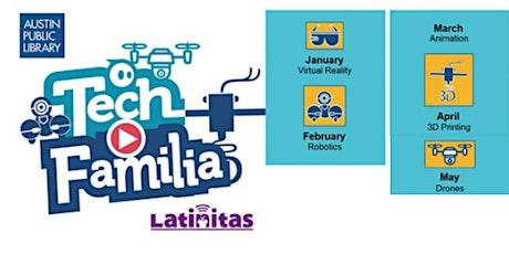 Tech Familia- Drones Workshop tickets