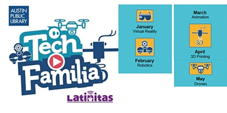 Tech Familia- 3D Printing Workshop tickets