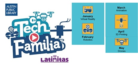 Tech Familia- Animation Workshop tickets