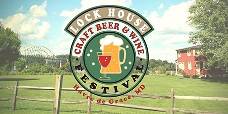 2020 Lock House Craft Beer & Wine Festival  tickets