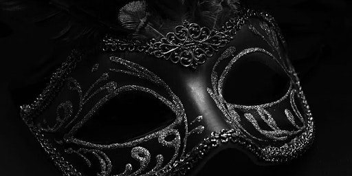 Diamonds are Forever Black & White Masquerade Ball