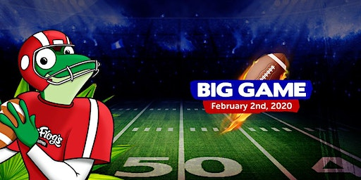 BIG GAME WATCH PARTY! - ALL YOU CAN DRINK/EAT!