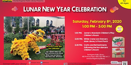 Lunar New Year Celebration tickets