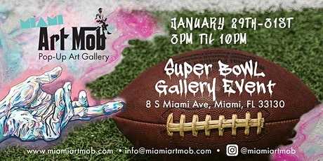 Miami Art Mob tickets