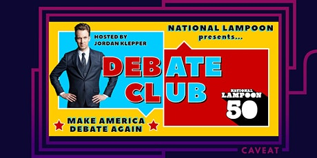 Debate Club with host Jordan Klepper tickets