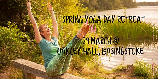 Yoga day retreat for Spring 2020