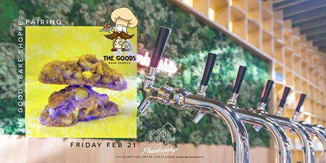 The Goods x Phunkenship Cookie Pairing tickets