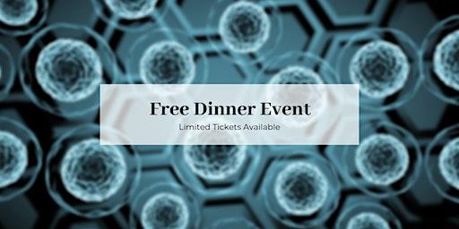 Stem Cell RAGE   FREE Dinner Event with Dr. Kerri Carpenter,DC