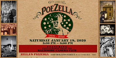 PoeZella,  birthday bash benefitting The Edgar Allan Poe House & Museum tickets