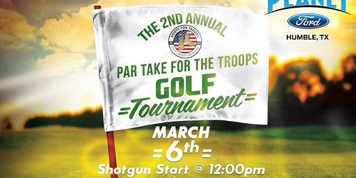 Par Take for the Troops Golf Tournament