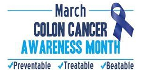 DHC Blue Bash :Colorectal Cancer Awareness Fundraising Event  tickets