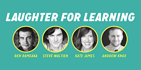 Laughter for Learning - Early Show tickets