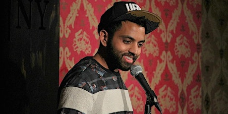 Akaash Singh - March 12, 13, 14 at The Comedy Nest tickets