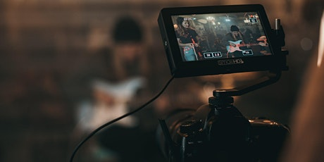 Atelier : Tournage et prise de vues vidéo tickets