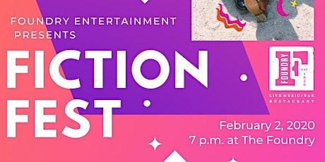 Fiction Fest: Hotel Fiction and Friends! tickets