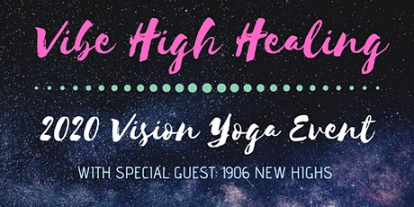 2020 Vision Yoga Event tickets
