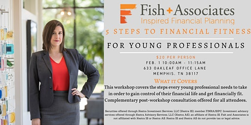 5 Steps to Financial Fitness for Young Professionals