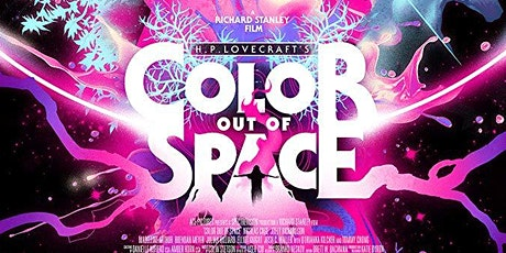 Panic Fest - COLOR OUT OF SPACE - Jan 27 - 9PM tickets