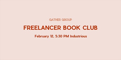Freelancer Book Club - February. Atomic Habits tickets