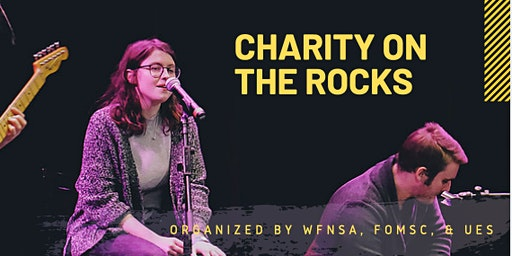Charity on the Rocks