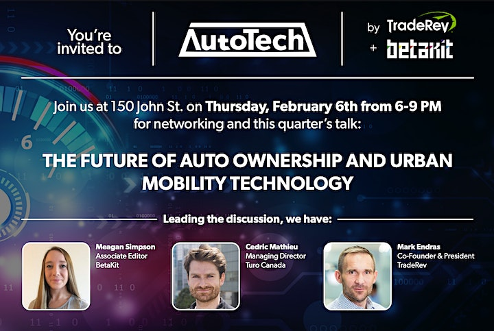 AutoTech by TradeRev + BetaKit image