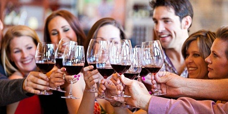 Community Pop Up Wine Tasting Party tickets