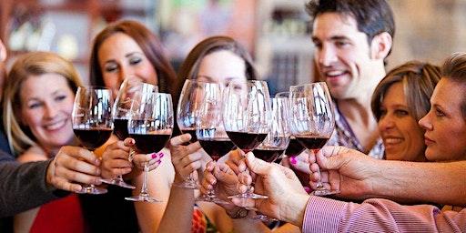 Community Pop Up Wine Tasting Party