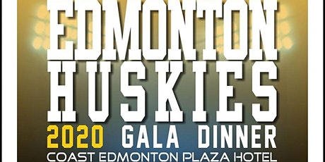 Edmonton Huskies Scholarship Foundation 2020 Gala Dinner tickets