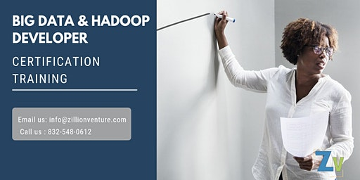Big Data and Hadoop Developer Certification Training in Ottawa, ON
